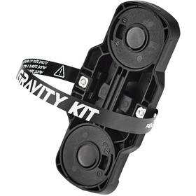Fidlock Twist Porte-bidon avec kit Gravity, black